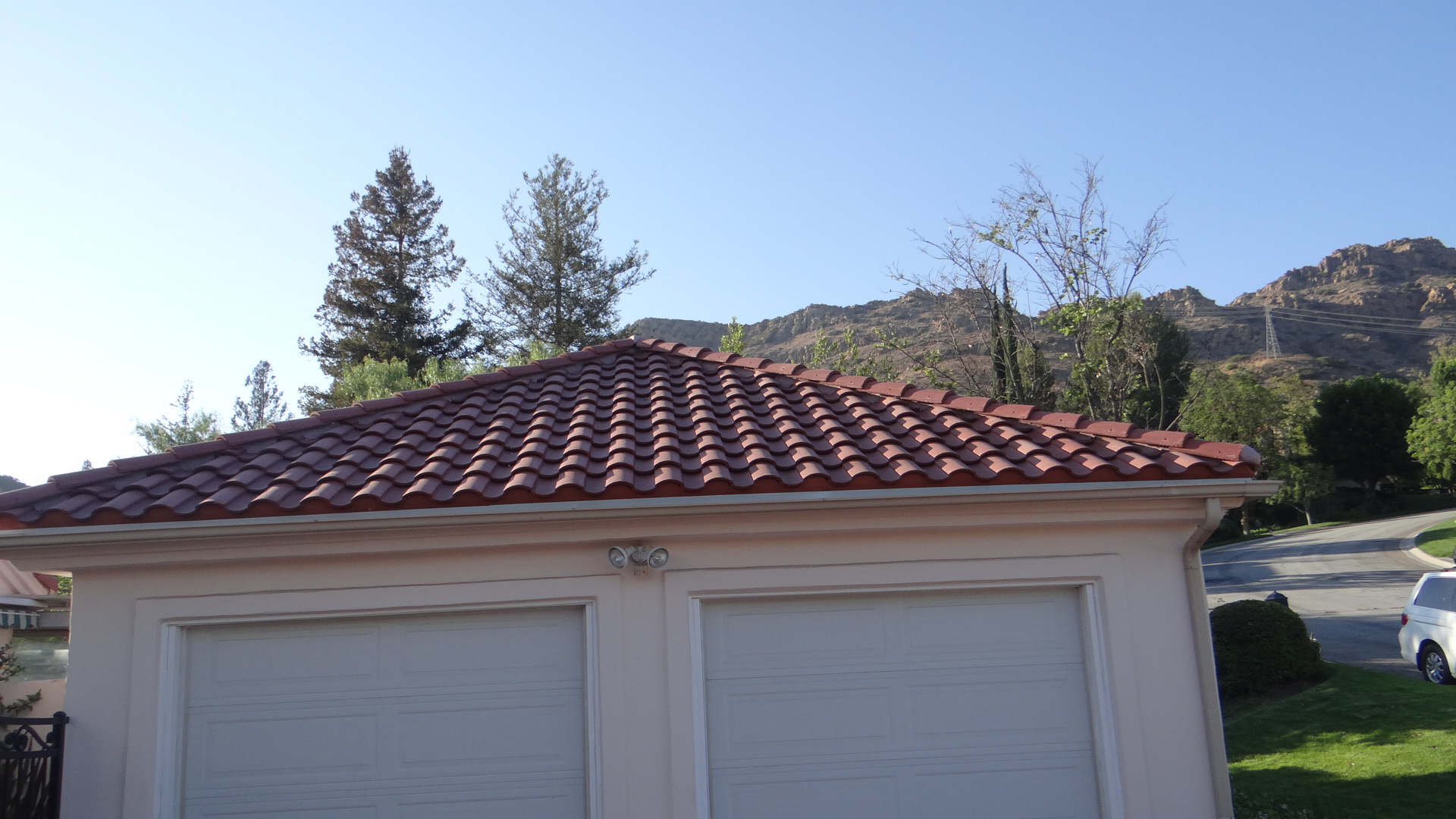 Calabasas Roof Project