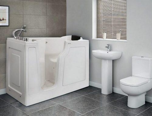 Designing a Bathroom for The Elderly