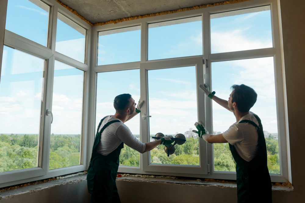 replacing your windows isn't a DIY project