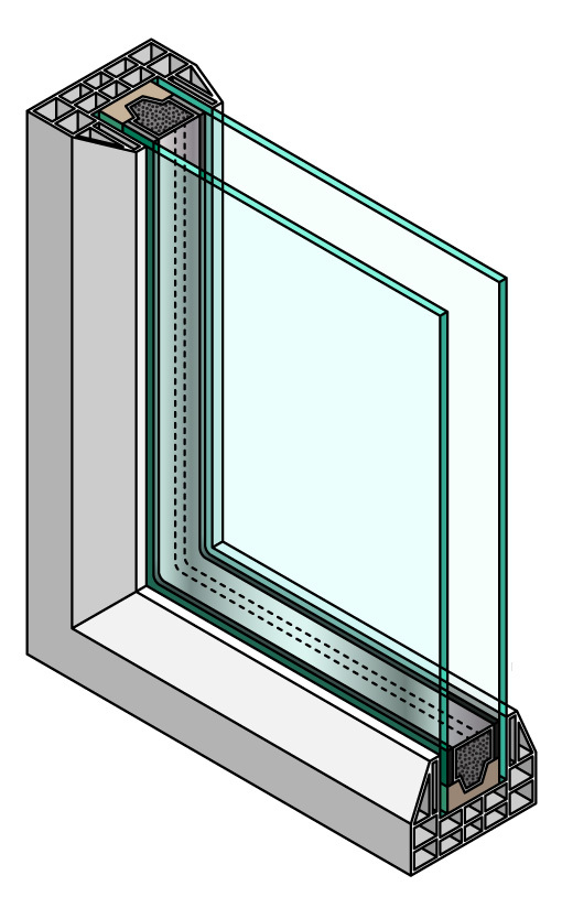 Single Pane vs. Double Pane Windows