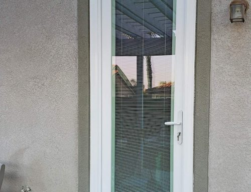Between-the-Glass Blinds Door Replacement in Bakersfield, CA