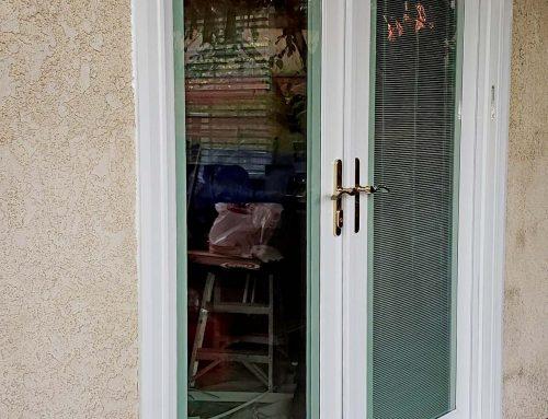 Between-the-Glass Blinds Patio Door Replacement in Alhambra, CA