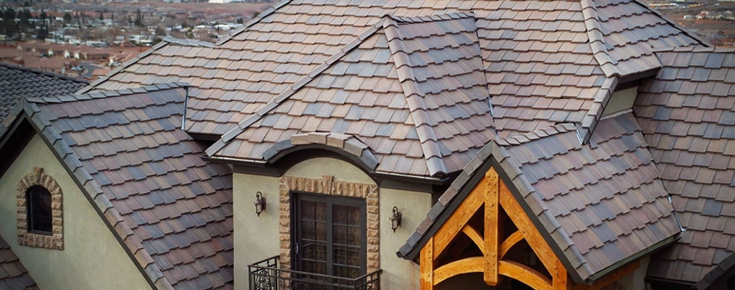 Home with Eagle Roofing producs