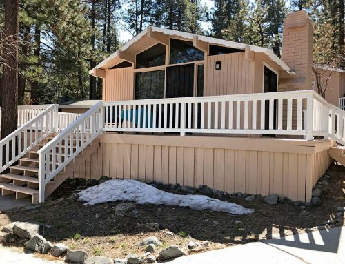 Coolwall Project in Wrightwood, CA