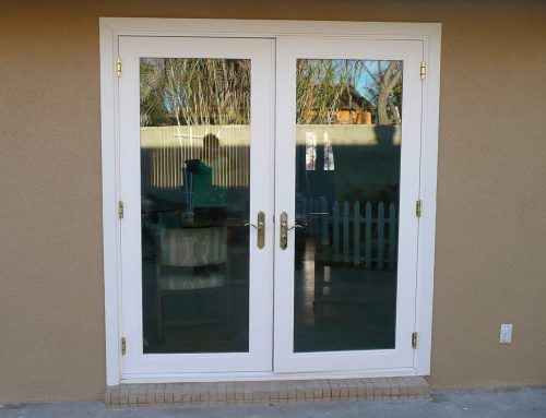 French Doors Replacement in Pasadena