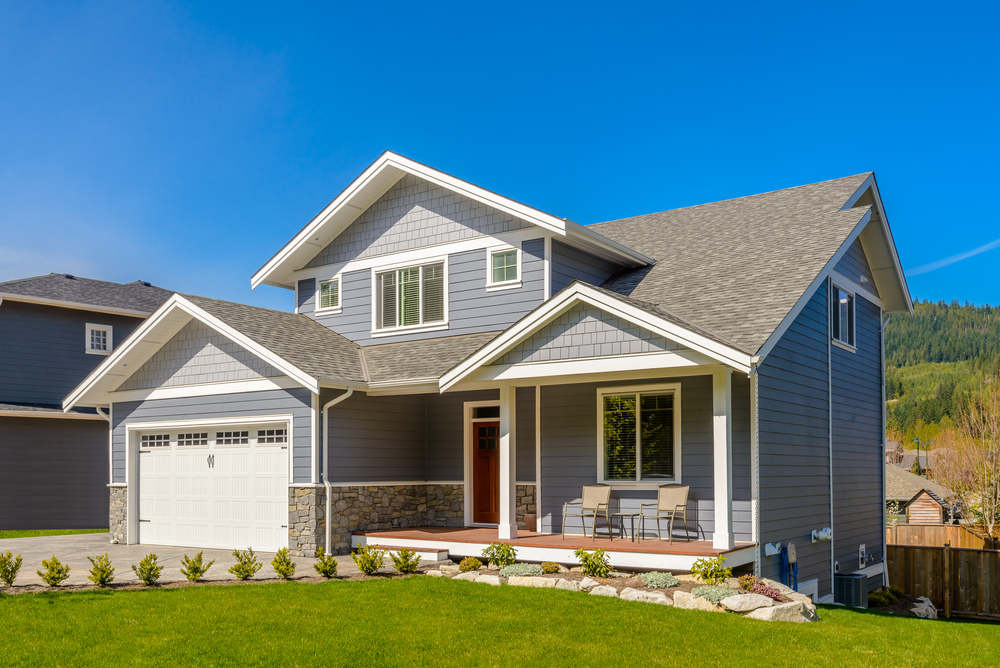 House with Custom Windows (Reasons Why You Need a Professional Window Installer 0