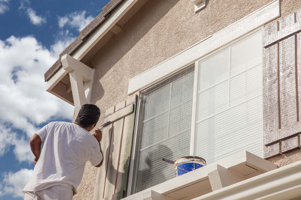 Professional Painting Stucco House