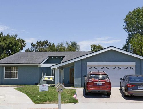 Window Replacement, Roofing and Tex-Cote Job in Simi Valley, CA